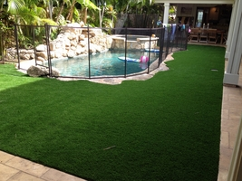 NyLawn Hawaiis Synthetic Turf Lawn Installation Lawns